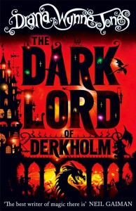 The cover of Dark Lord of Derkholm by Diana Wynne Jones