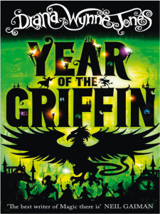 Cover of Year of the Griffin