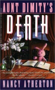 Cover of Aunt Dimity's Death by Nancy Atherton