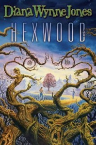Cover of Hexwood by Diana Wynne Jones
