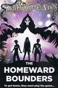 Cover of Homeward Bounders by Diana Wynne Jones